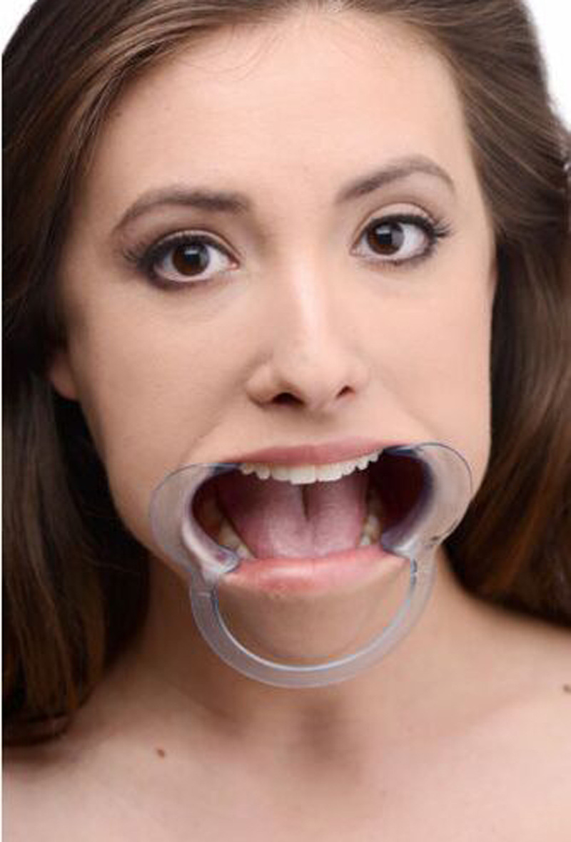 Image of 20-PACK- Dental C-Shape Oral Cheek Mouth Lip Retractor Opener