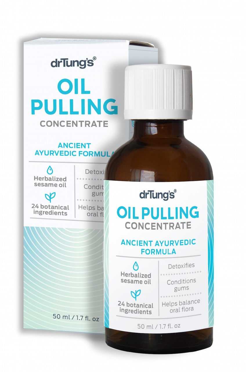 Image of DrTung's Oil Pulling Concentrate