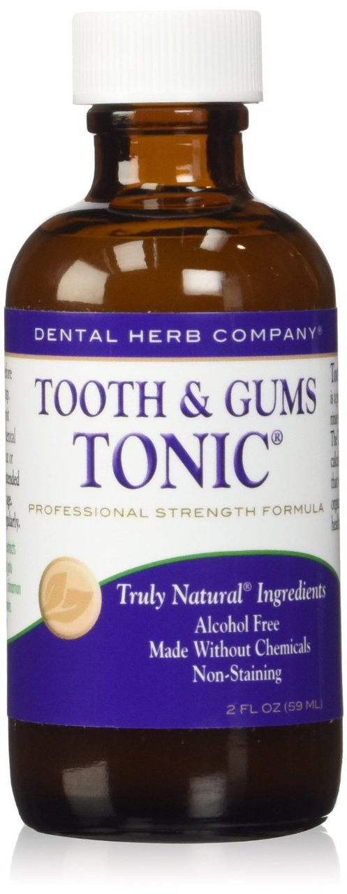 Image of Tooth & Gums Tonic Travel Size